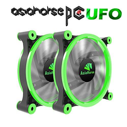 green led cpu cooler - 6