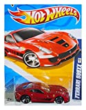 Hot Wheels 2012 HW All Stars Ferrari 599XX #125 Diecast Vehicle