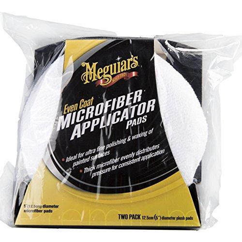 Meguiars X3080 2 Count Even Coat Applicator Coat Pad