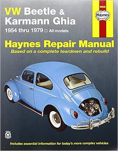 Industry VW Beetle 1200 and Karmann Ghia 1954-1979 Books heiber.com.my
