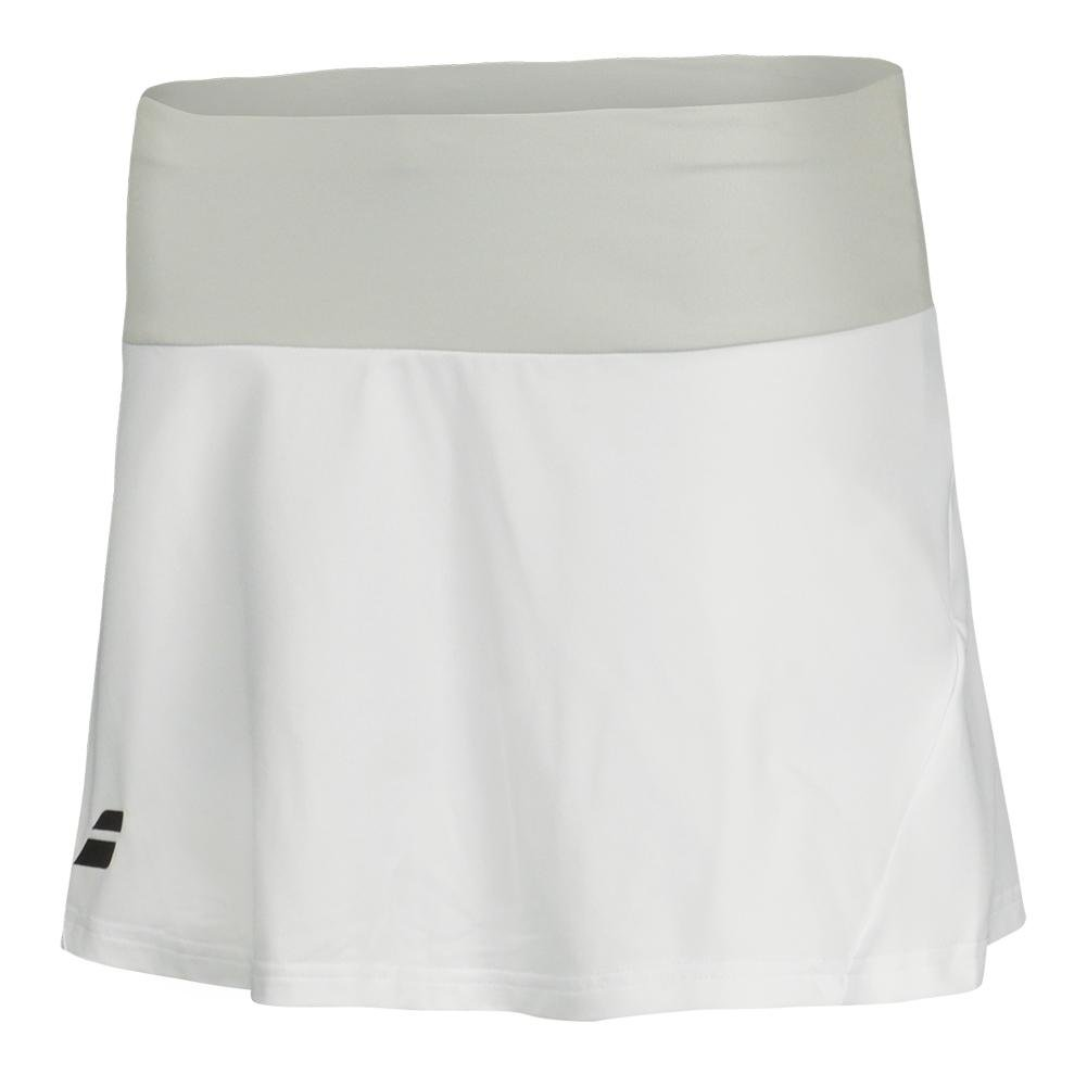 Babolat-Girls` Core Tennis Skirt-(3GS18081-S18)