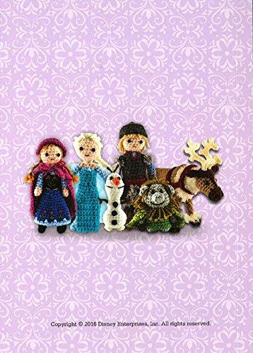 Disney Die Eiskönigin Häkelset Häkelbuch Mit Allen Passenden