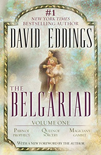 The Belgariad, Vol. 1 (Books 1-3): Pawn of Prophecy, Queen of Sorcery, Magician's Gambit (Dragon In Dreams 1 6 Action Figures)