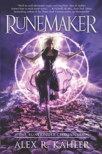 Runemaker (The Runebinder Chronicles Book 3)