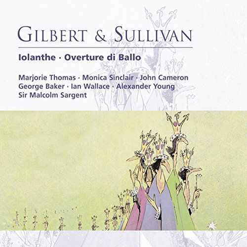 Iolanthe (or, The Peer and the Peri) (1987 Remastered Version), Act II: Love, unrequited, robs me of my rest (Lord Chancellor) (Love Unrequited Robs Me Of My Rest)