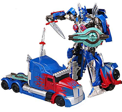 Transformer The Last Knight Film MPM04 Optimus Primes OP MPP10 MP10 M01 Oversize Alloy Action Figure Robot Toys Gift for Kids Boys