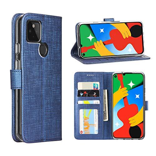 Feitenn Google Pixel 4A 5G Wallet Case, Google 4A