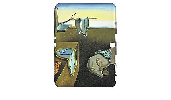 Relojes derretidos Dalí Arte Tablet carcasa rígida para iPad, Samsung Galaxy, Nexus y más multicolor Samsung Galaxy Tab 4 10.1in: Amazon.es: Informática
