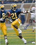 Autographed Desmond Howard Picture - 8x10 #1 The Heisman Pose - Autographed College Photos