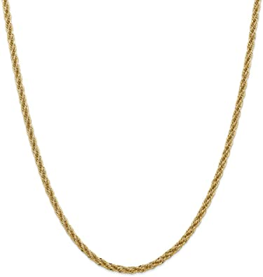 MADE in USAITALY 20 Inch 14K 1.6mm Gold Filled Flat Round Cable Chain Necklace Custom Lengths Available