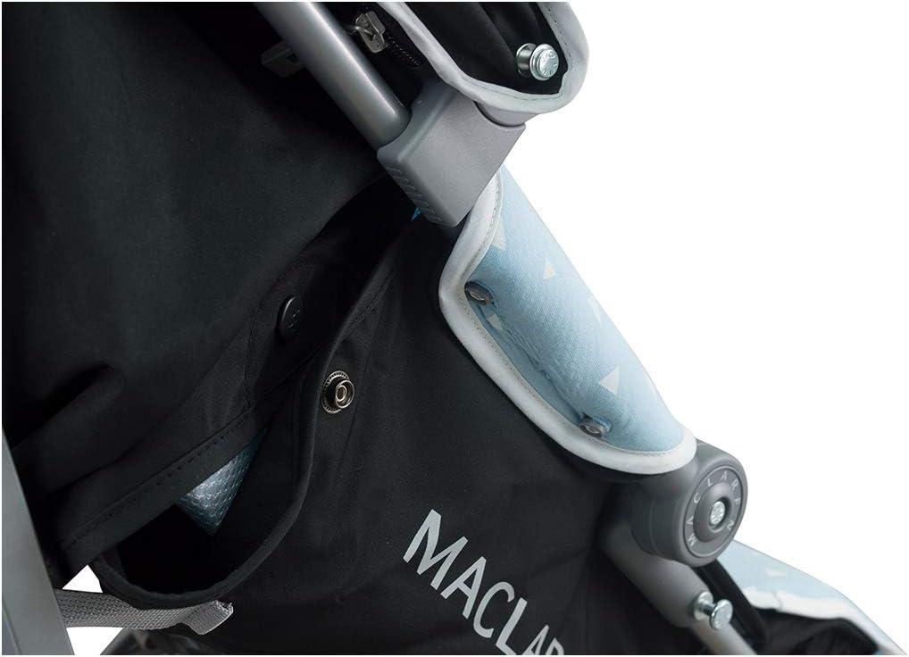 Triumph XT Black Rayo JANABEBE Colchoneta para Maclaren Quest Techno