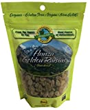International Harvest - Hunza Golden Raisins - 8 oz - Pack of 3