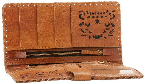 UPC 253623315000, Cleobella Aliya Wallet,Tan Painted,One Size