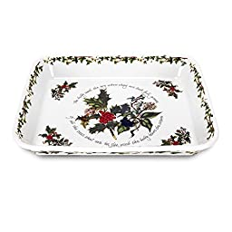 Portmeirion The Holly & The Ivy Lasagna Dish