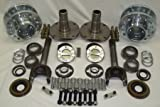 HC-09D-DRW - EMS Offroad Hub Conversion Kit for 2009 Dodge 2500/3500, DRW