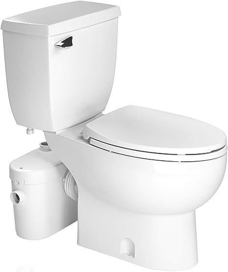 SANIFLO Saniaccess 2 Up-Flush Toilet
