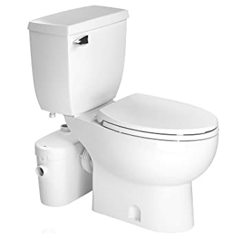 Saniflo SaniPLUS: Macerating Upflush Toilet