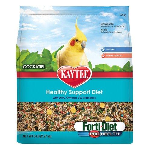 44 Kaytee Forti Diet Pro Health Bird Food For Cockatiel 5 Pound