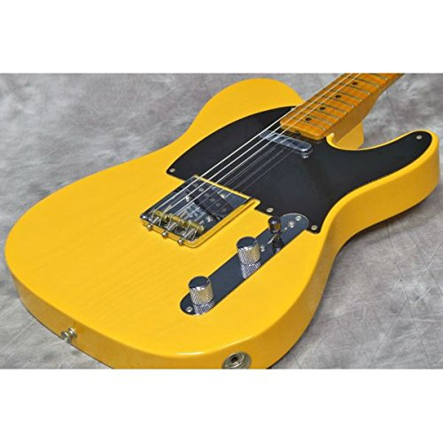 Fender Custom Shop/Master Build Series by Dennis Galuszka1952 Telecaster N.O.S. Butterscotch Blonde B07B9SPPNB