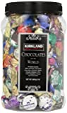 KIRKLAND Signature  Chocolates of the World in Assortment Jar, 2 lb.