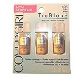 Covergirl True Blend Samples - 405 Light