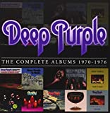The Complete Album 1970-1976 (10CD) by Deep Purple