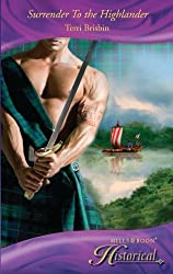 Surrender To the Highlander (Mills & Boon Historical) (The MacLerie Clan)