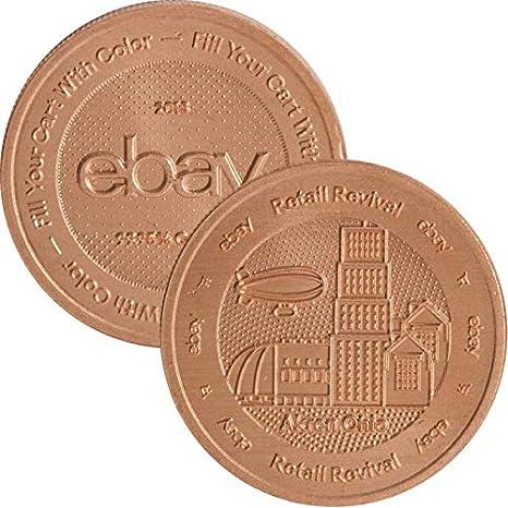5 oz Incuse Indian Copper Round .999 Fine