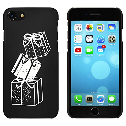 Schwarz 'Haufen von Geschenken' Hülle für iPhone 7 (MC00058929)