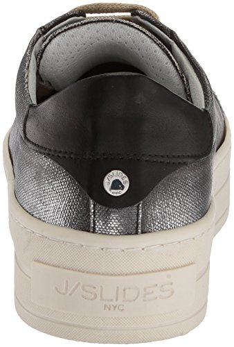 J Diapositives Femmes Heather Sneaker Noir