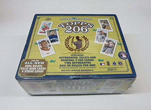 2010 Topps 206 T-206 Baseball Box (Hobby) for sale  Delivered anywhere in USA