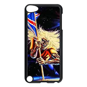 iPod Touch 5 Case Black Iron Maiden OLT Phone Cases Clear Personalized