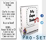 Extreme couponing Pro Binder Set