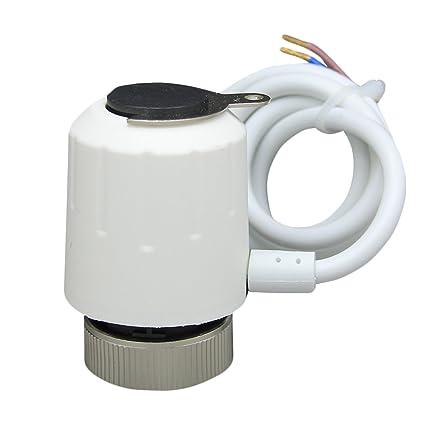 beok rz-aw eléctrico térmico actuador para válvula de sistema de calefacción por suelo radiante
