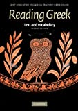 img - for Reading Greek: Text and Vocabulary book / textbook / text book