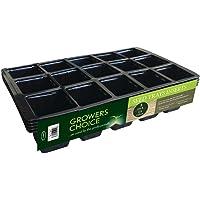 Tildenet Gardenware Bosmere Products Ltd N255 - Macetero de Ventana para Plantas, Negro