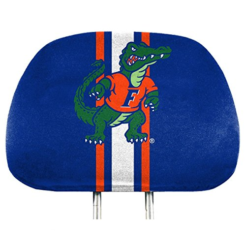NCAA Florida Gators Full-Print Head Rest Covers, 2-Pack