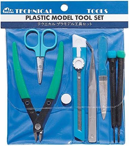 ミネシマ A-106 工具セット ホビーツール