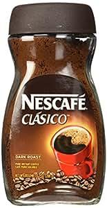 Amazon Com Nescafe Clasico Instant Coffee 7 Ounce Jar
