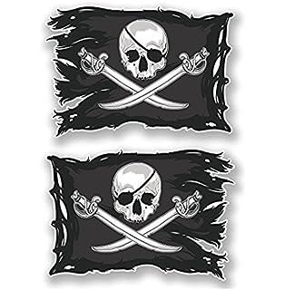 New Orleans Saints Skull American Flag White Vinyl Car Decal New Gift