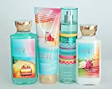 Bath and Body Works Endless Weekend Gift Set of