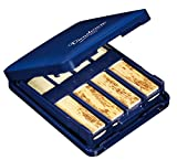 Vandoren VRC810 Clarinet or Soprano Saxophone Reed Case (For 8 Reeds) Humidity Control