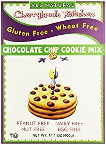 Reviews Cherrybrook Kitchen Chocolate Chip Cookie Mix Gluten Free