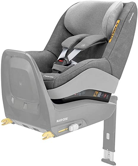 Maxi-Cosi Pearl Smart i-Size Toddler Car Seat 9-18 kg Black Diamond 4 Years 6 Months 67 105 cm