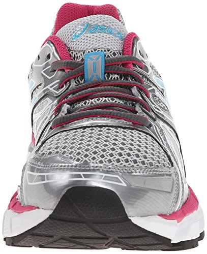 Asics Donne Gel Fortificare Pattino Corrente Lampo / Turquoise / Cabernet