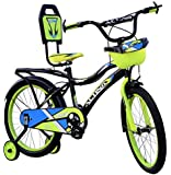 ACTINO Cycle for Kids Unisex (7-10 Years) Green