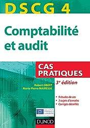 DSCG 4 - Comptabilité et audit - 3e édition - Cas pratiques