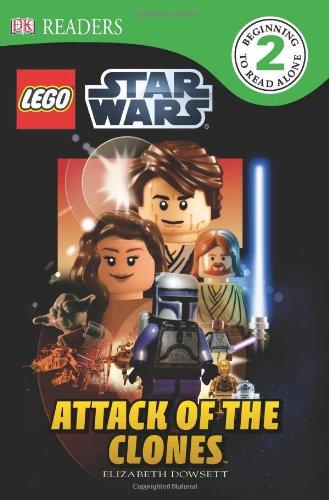 DK Readers L2: LEGO Star Wars: Attack of the Clones PDF