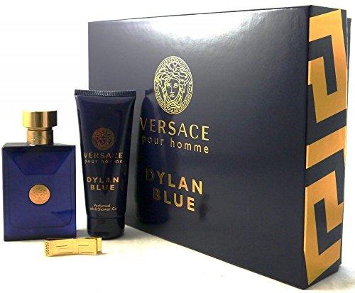 VERSACE Dyan Blue Gift Set