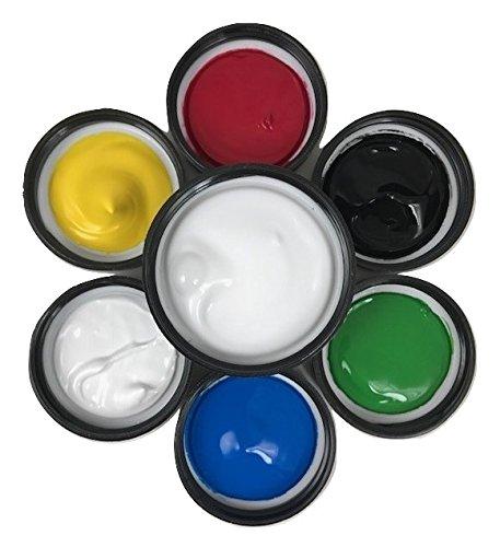 Fabric Extender - PROfab Transparent 6 Pack Paint Set